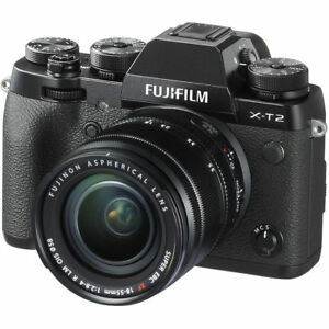 Brand New Fujifilm X-T2 with 18-55mm lens kit