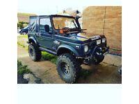 Suzuki sj 4x4