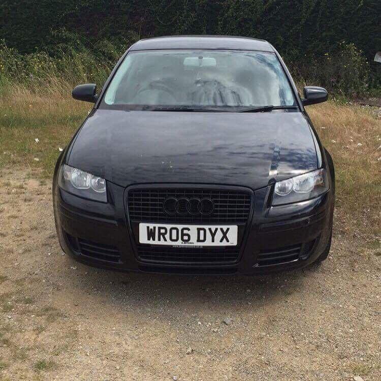 Audi A3 SE 1.6 £2800(negotiable)