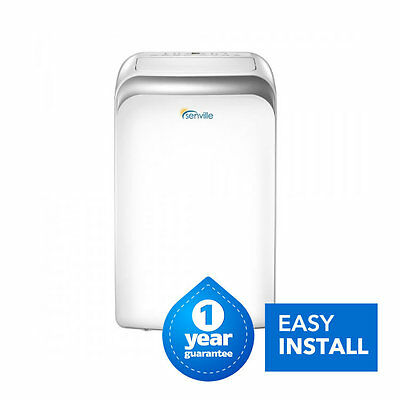 14000 BTU Portable Air Conditioners by Senville - Room Air Conditioner with Heat