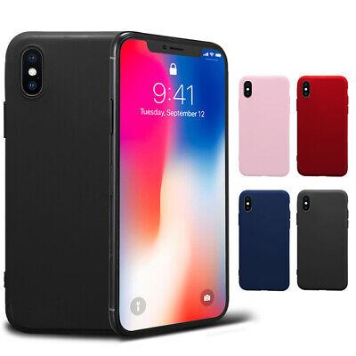 Iphone 6S / 6 / Plus Handyhülle Ultra Slim Case Schutzhülle Silikon Cover