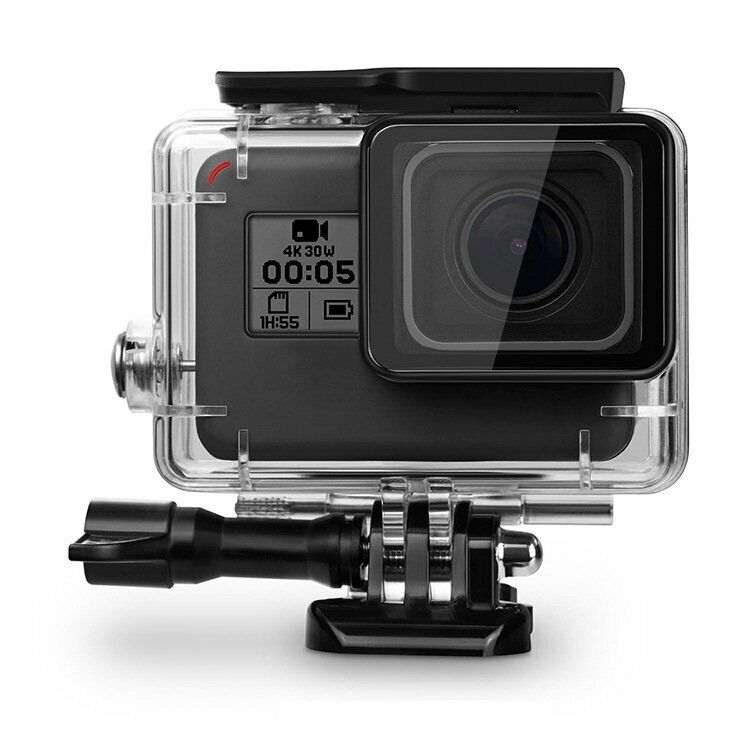 Diving Protective Waterproof  Housing Case Cover For GoPro Hero 5 6 7 Black New