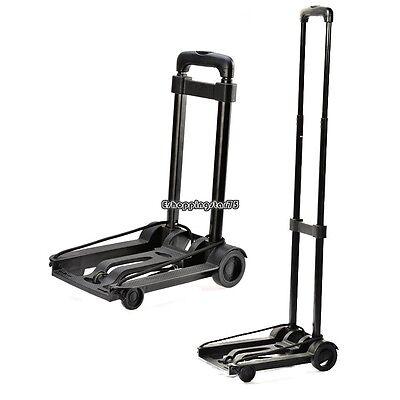 Platform Cart Folding Foldable Dolly Push Hand Truck Moving Warehouse Usa
