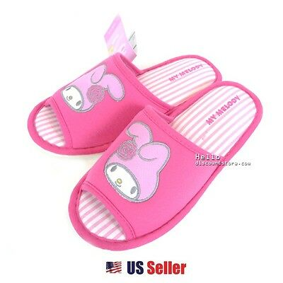 Sanrio My Melody Room Slipper for Adult (ONE SIZE) : My Melody 1