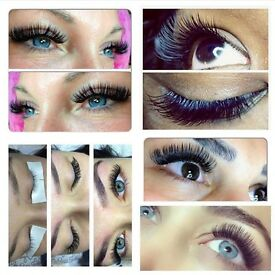 Volume Russian Individual Eyelash Extensions 6 years Lash Experience! Best Services!