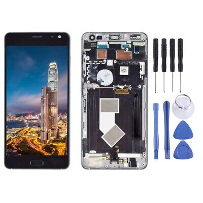 BLACK LCD Panel Screen Digitizer Frame Complete Replacement For Asus ZenFone AR