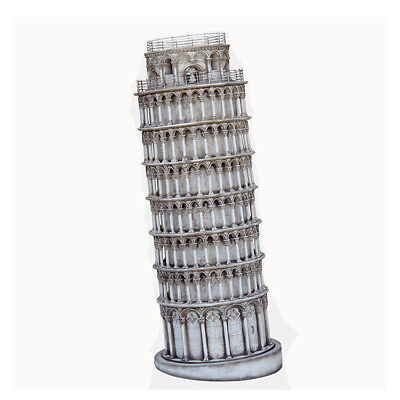 DER SCHIEFE TURM VON PISA ITALIEN TOWER FIGUR DEKO DEKORATION MODELL STATUE DEKO