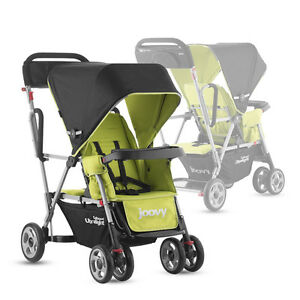 Caboose Ultralight Stand-On Tandem Stroller