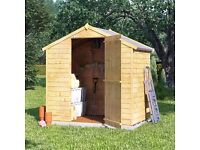 Shed 6x8 £300