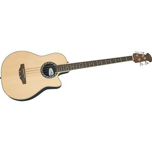 Acoustic Bass Guitar - Ovation Applause Bass