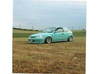 Honda Civic Ej9 ..SOLD:(..