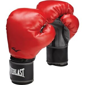 Student looking for a free pair of boxing training gloves