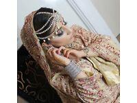 Bridal/ Party Hair & Makeup artists Pakistani/Indian/Bengali Wedding
