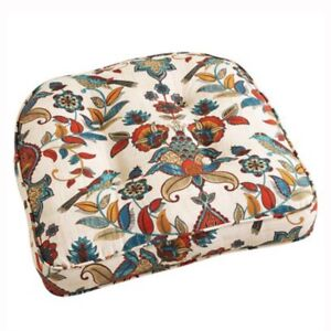 Two Pier One Large Indoor/Outdoor Chair Cushions