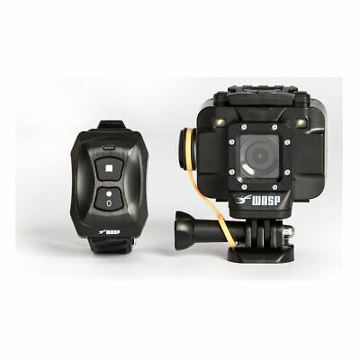 WASPcam 9905 Wifi Tact Action Sports HD Camera 12mp Waterproof