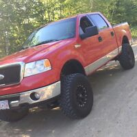 2006 Ford F-150 Lifted