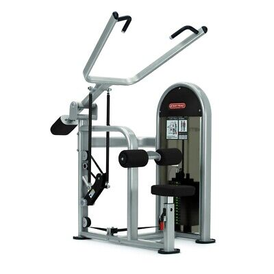 Star Trac Instinct LAT PULLDOWN  Commercial Weight Stack Gym Exercise Machine for sale  Shipping to Nigeria