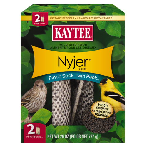 Kaytee #100033941 2PK Thistle Seed Pouch