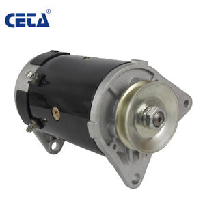 Yamaha EZ-GO Club Car golf cart starter motor generator