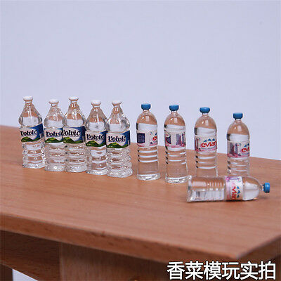 (HOT FIGURE TOYS 1/6 Doll model scene item accessories Mineral water beverage)