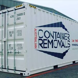 SHIPPING CONTAINER AVAILABLE in Darwin, NT for Interstate Removal Darwin CBD Darwin City Preview