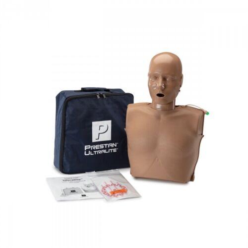 Prestan Ultralite CPR Manikins-Dark Tone, Adult With Monitor