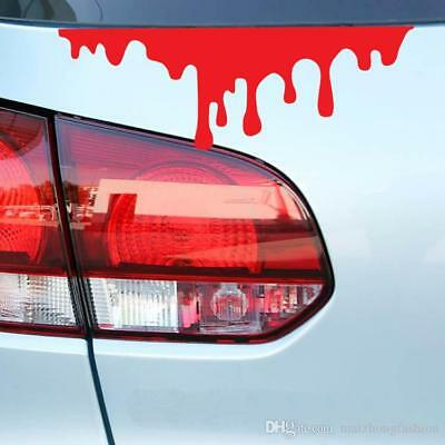 Blood dripping decal vinyl sticker zombie undead jdm graphic bleeding window](Dripping Blood)