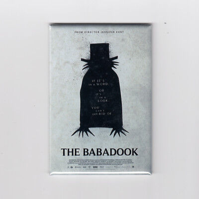 The Babadook   2  X 3  Movie Poster Magnet  Horror Print 2014 Pop Up Book Toy