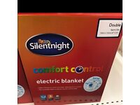BRAND NEW Electric Blanket - Double