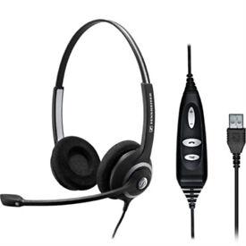 Sennheiser SC260 USB ML Lync Binaural Headset