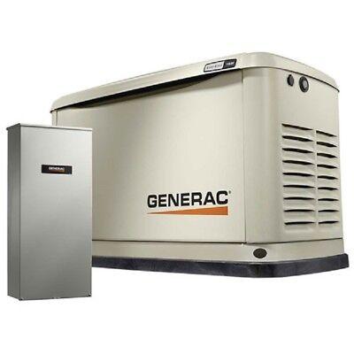 New Generac 1820kw120240 1-phaseair Cooled Guardian Generatornglp