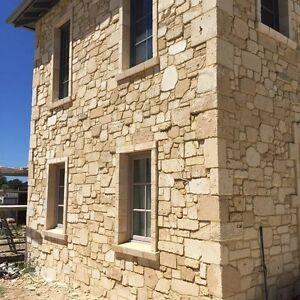 Stone feature tuscan wall cladding Seaford Frankston Area Preview