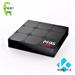 Android Smart Box - With KODI 17.3