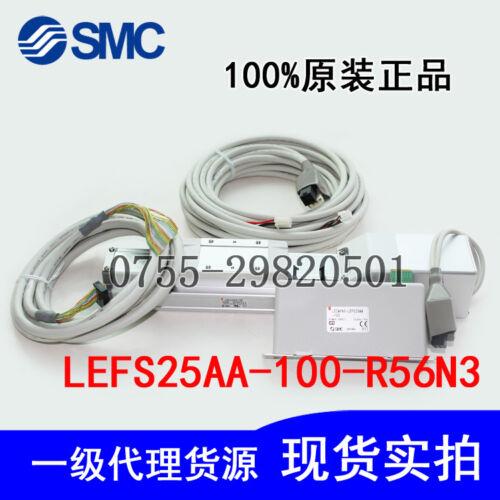 1pcs Smc Electric Actuator Lefs25aa-100-r56n3 Electric Drive Cylinder #q4996 Zx