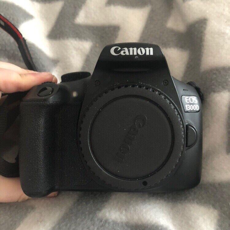 Canon Eos Rebel T6 1300d In Andersonstown Belfast Gumtree