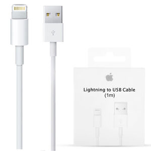 Lightning to USB Cable (1m) (Apple Store price $25)