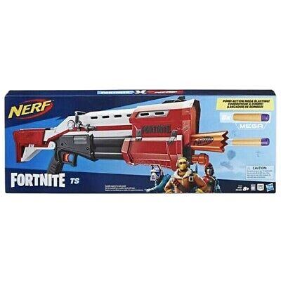 Nerf Fortnite TS Epic Games Hasbro Pump Action Mega Blasting Nerf Gun Toy NEW