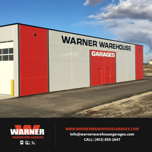 Okotoks/South Calgary - Warehouse Bays/Garages - 1175sqft+