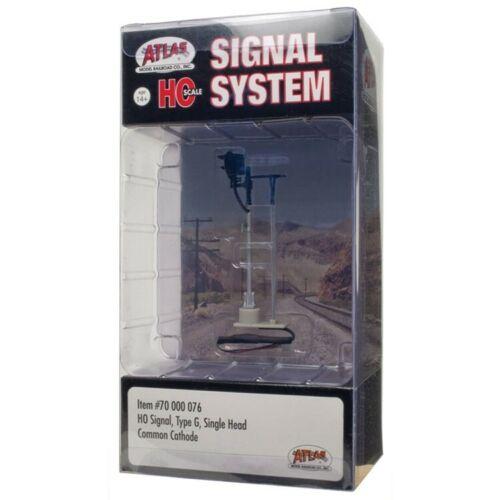 ATLAS HO SIGNAL SYSTEM TYPE G SINGLE HEAD COMMON CATHODE P/N 70000076