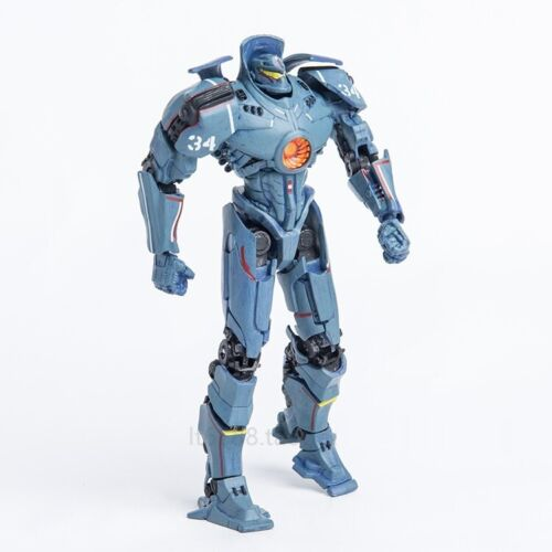 """Pacific Rim Series 1 Jaeger Gipsy Danger 7"""" Action Figure Toy New Retail Package"""