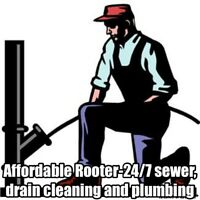 DRAIN CLEANING:   -Sewers, Toilets, kitchens sinks laundry sinks