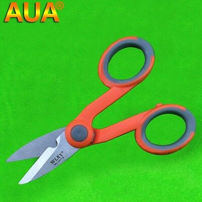 Fiber Optic Shears scissors, Cable Kevlar Cutter, Aramid fiber scissors #C0CL Kevlar Fiber Optic Scissors