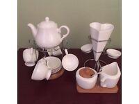 Shudehill Porcelain Tea Set
