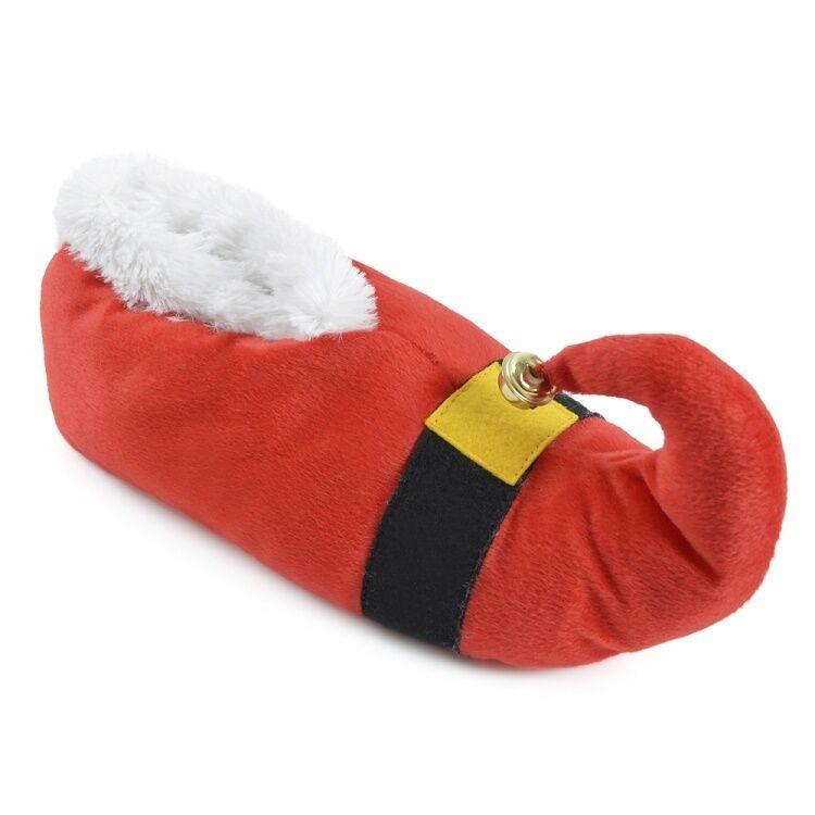 ADULTS,KIDS NOVELTY 3D Plush Christmas Design Elf Reindeer Slippers ...