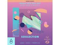 Lovebox after dark Soulection at Mangle