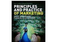 Principles and Practise of Marketing