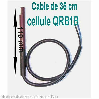 Cell QRB 1 B model long SIEMENS C036B40A cable 13 13/16in