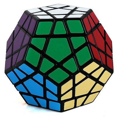 Megaminx Magic Cube Puzzle Twist Professional High Speed 12 Color Toy