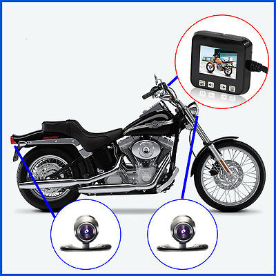 Sykik Motorcycle Camera Mini Action Sport On Board POV Best Video HD Rear View