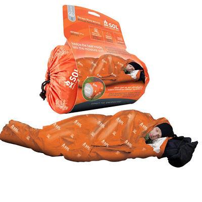 SOL ESCAPE Bivvy Breathable Survival Sleeping Bag